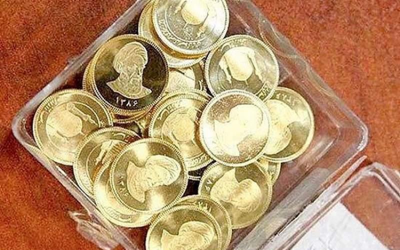 سکه ۱۲ میلیون و ۷۵۰ هزار تومان شد/جدول