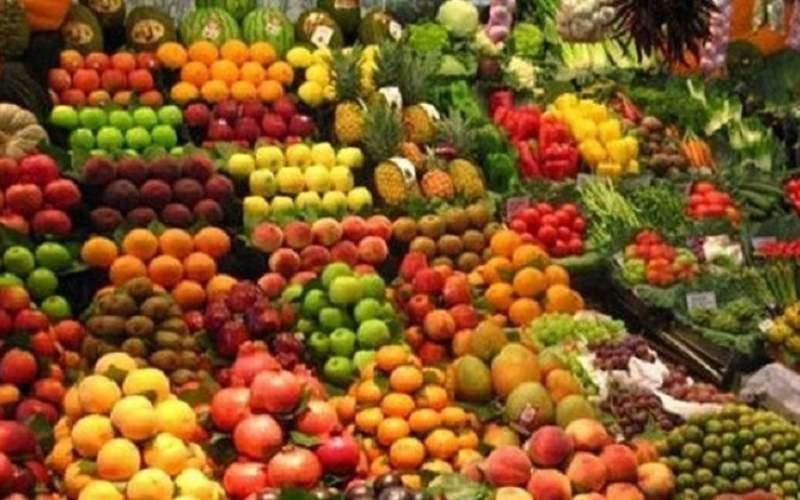 بازار بی رونق میوه در روزهای پایانی سال