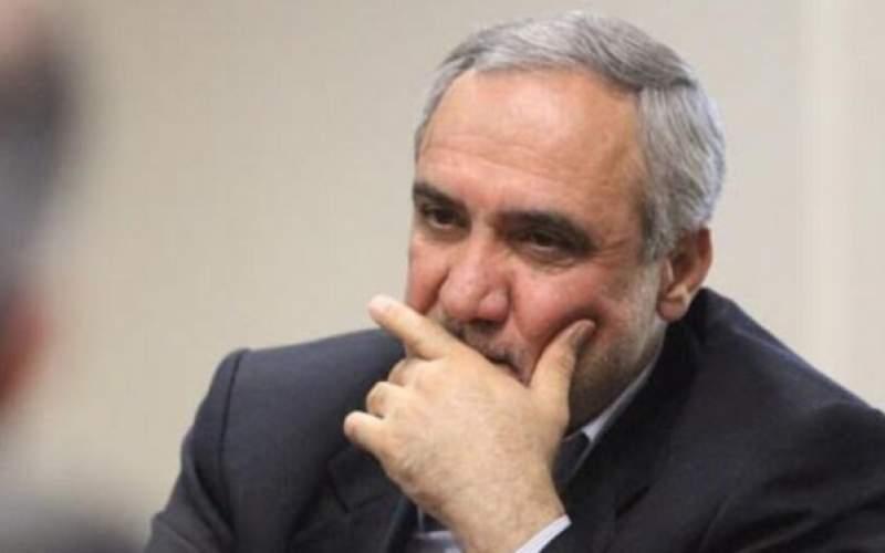 عبدالحسین مقتدایی، استاندار اسبق خوزستان