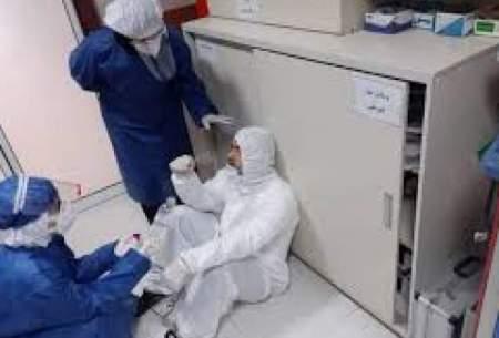 پرسنل درمانی خوزستان در استرس آمار مرگ