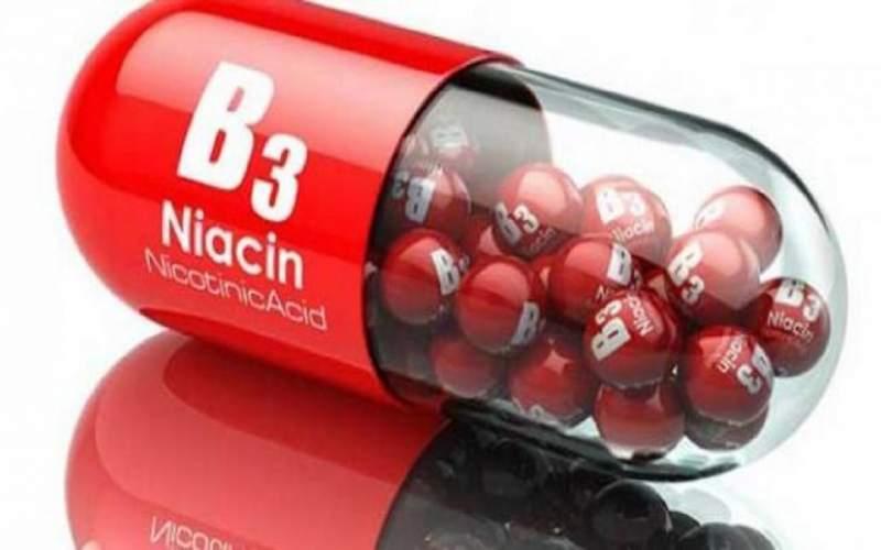 فواید جادویی ویتامینB ۳که نباید از آن غافل شد