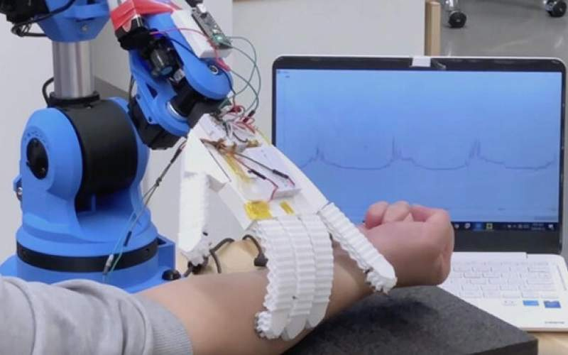 توسعه رباتهایی برای اندازهگیری علائم حیاتی