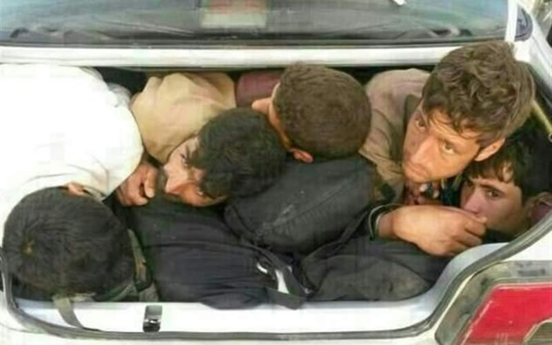 باند قاچاق انسان در ایرانشهر منهدم شد