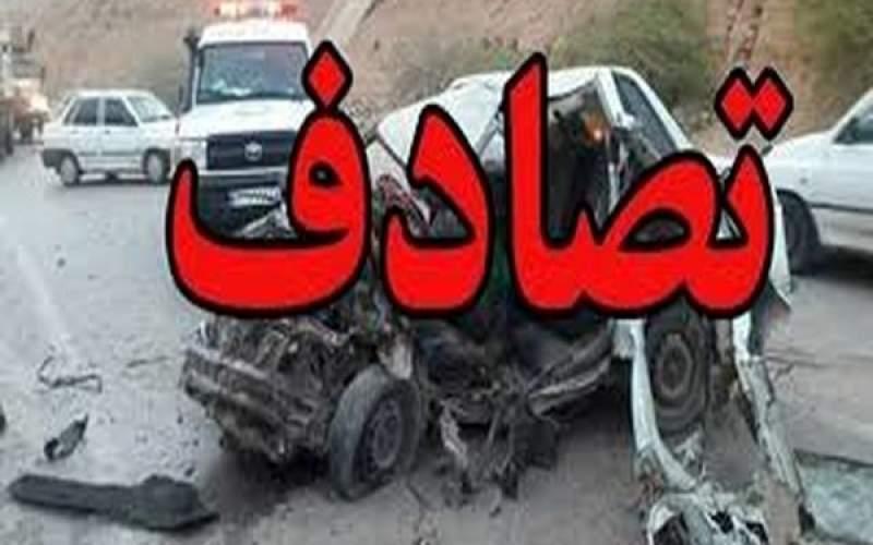 3 کشته در تصادف مرگبار جاده حسن رود