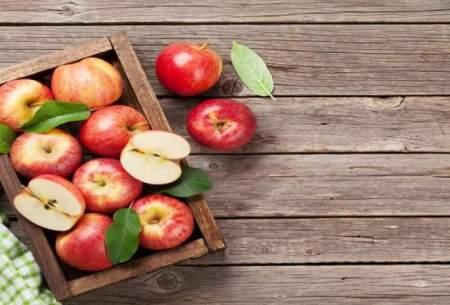 سیب می تواند به کاهش وزن کمک کند