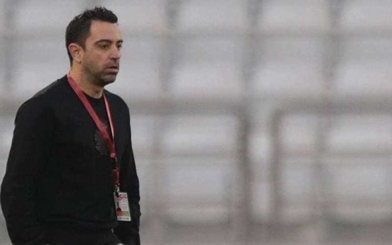 ژاوی بهترین مربی هفته لیگ ستارگان قطر شد