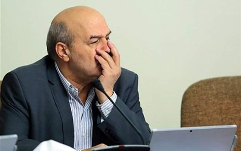 معاون روحانی به حبس محکوم شد