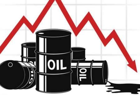 روند نزولی قیمت  نفت ادامه یافت