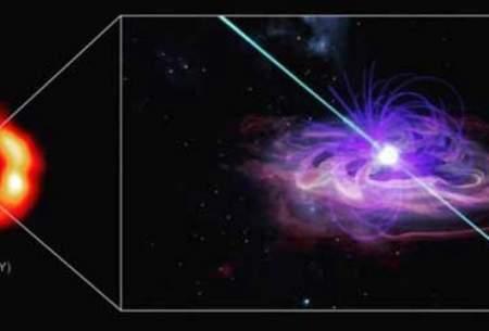 کشف یک ستاره نوترونیِ منزوی