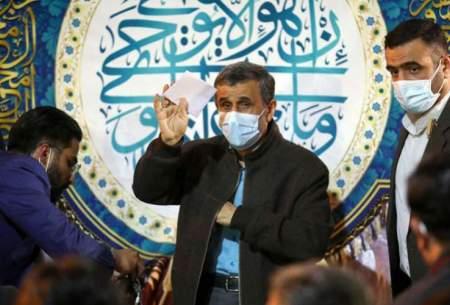 احمدینژاد: یارانه باید  ۲.۵ میلیون تومان در ماه باشد