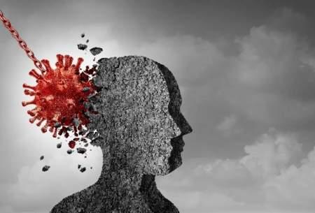 نیمی از مبتلایان کرونا دچار افسردگی میشوند