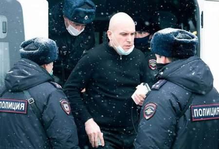 دستگیری  مخالفان کرملین در یك همایش