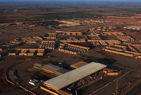 شلیك راكت به پایگاه آمریکا در عراق