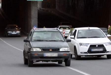 جریمه تردد در شهرهای ممنوعه چقدر است؟