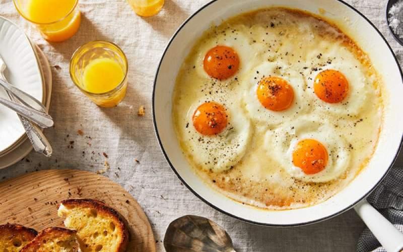 مصرف تخممرغ چگونه بدن شما را قوی میکند؟