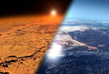 مریخ، آب زیادی پنهان کرده است