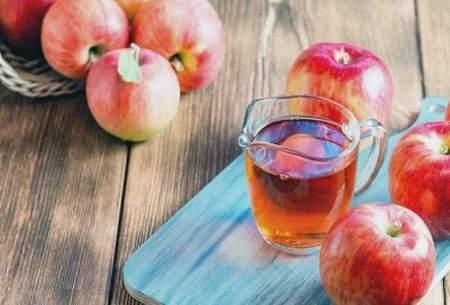اثر نوشیدن صبحگاهی سرکه سیب در کاهش وزن