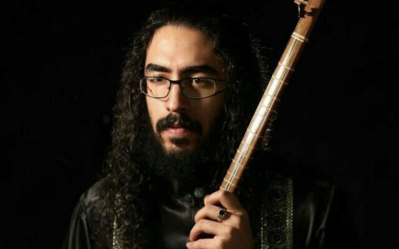 درددلهای حامد ترکمن حافظ مکتب سه تار نوازی استاد ذوالفنون