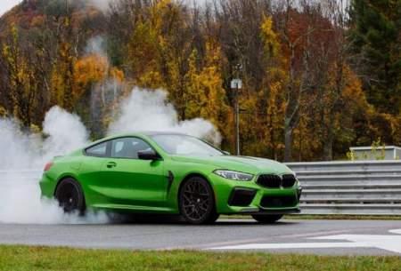 اصرار BMW به تولید خودروهای بنزینی