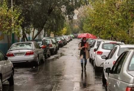 سامانه بارشی فردا وارد کشور میشود