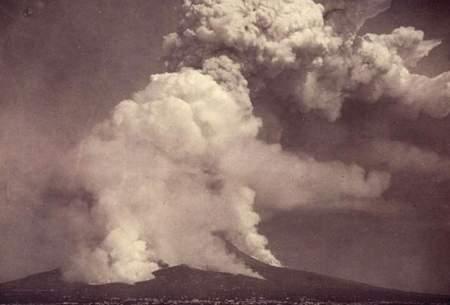 ابر آتشفشانی در ۱۵ دقیقه مردم  پمپئی را کشت