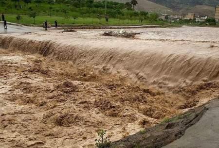 احتمال وقوع سیلاب دررودخانه های استان تهران