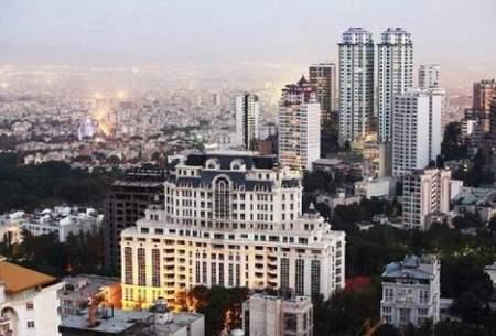 گرانترین آپارتمان معامله شده در تهران چند؟