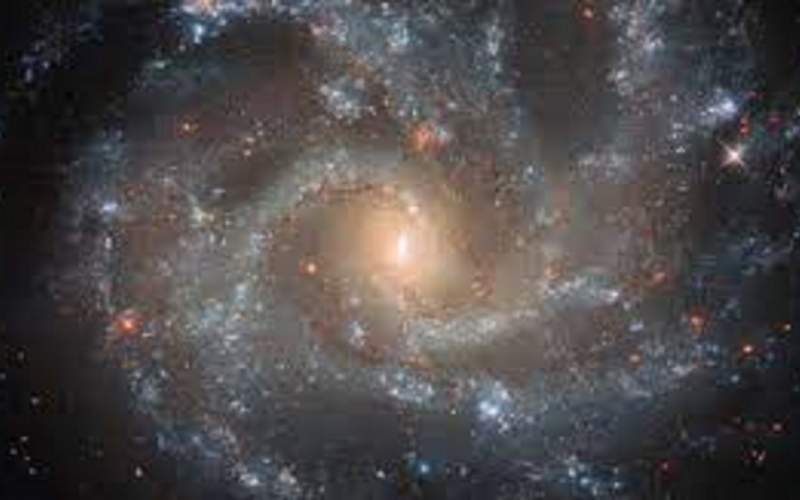 ثبت تصویر بزرگترین کهکشان زیبای کشف شده