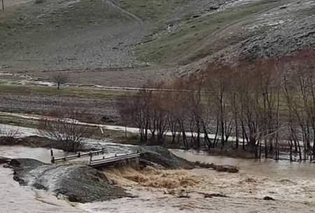 هشدار وقوع سیلاب در ۱۴استان