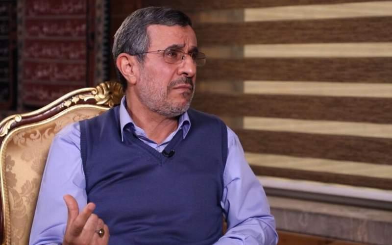 احمدینژاد: چرا نمیشود با آمریکا صلح کرد؟