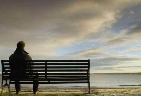 از هر ۳ نفر یک نفر احساس تنهایی میکند