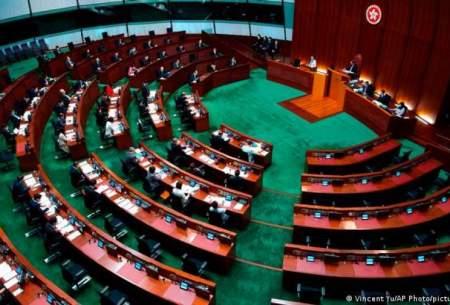 کنترل شدیدتر هنگکنگ توسط چین