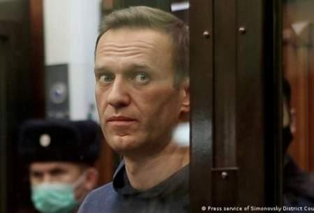منتقد زندانی پوتین، اعتصاب غذا کرد
