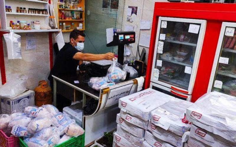 افزایش ۴۵۰۰ تومانی قیمت مصوب مرغ