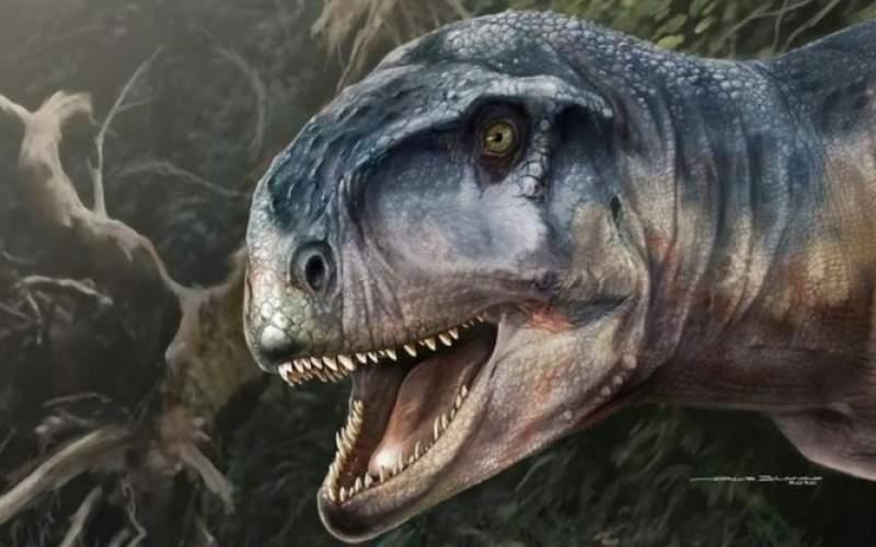 کشف بقایای دایناسوری که باید از آن ترسید
