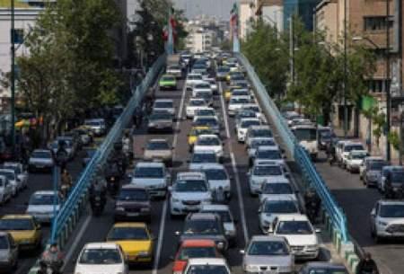 بازگشت ترافیک به معابر پایتخت