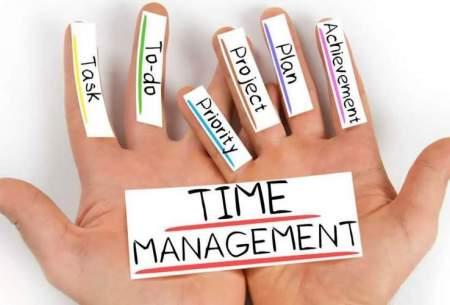 ۵ ابزار مهم برای مدیریت زمان بهتر