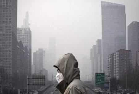 تاثیر آلودگی هوا بر مرگ و میر بیماران قلبی