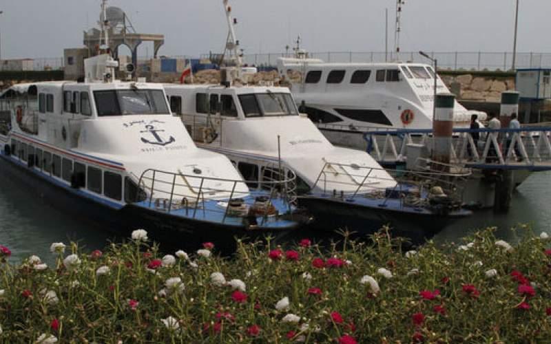 نوروز امسال ۱.۴ میلیون سفر دریایی انجام شد