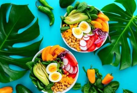 ۶ غذای ایدهآل برای از دست دادن وزن