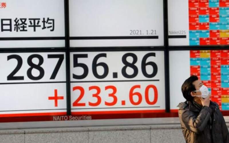 جهش سهام ژاپن در روز تعطیلی بازارهای دیگر