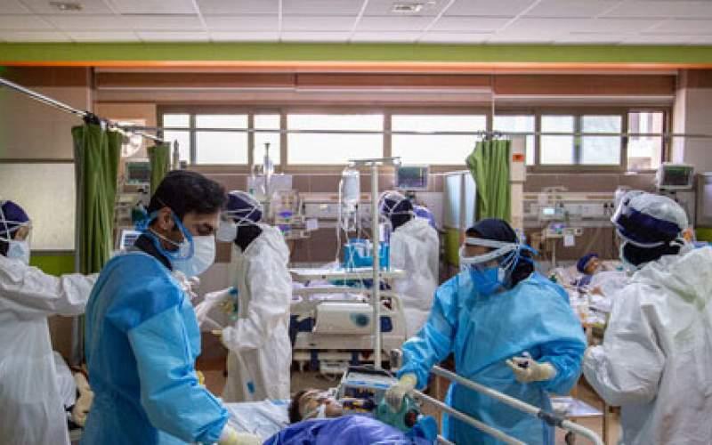 ۱۷۲ فوتی جدید ویروس کرونا در کشور