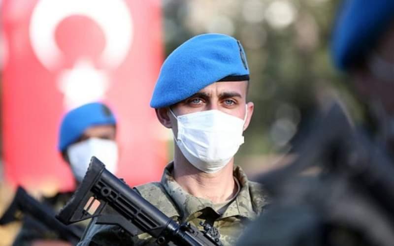 بازداشت ۱۰ دریادار ارتش تركیه
