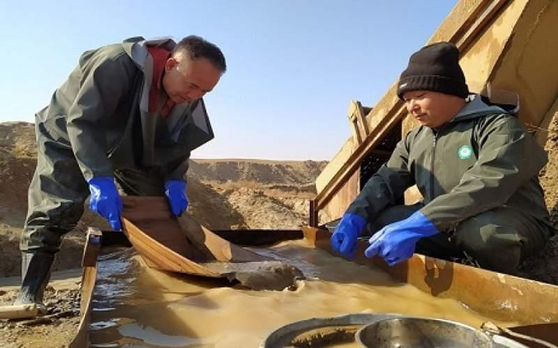 فعالیت چینیها در معادن طلای ایران