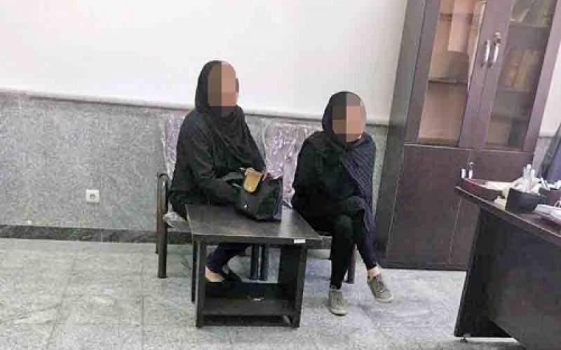 سرقت جاریها برای آزادی شوهرانشان