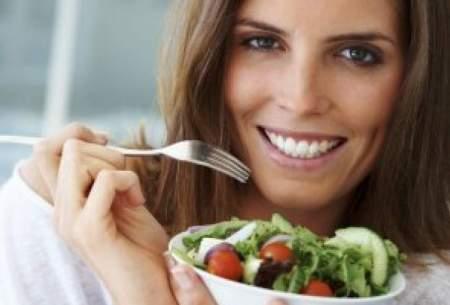 چند توصیه غذایی برای سلامت زنان