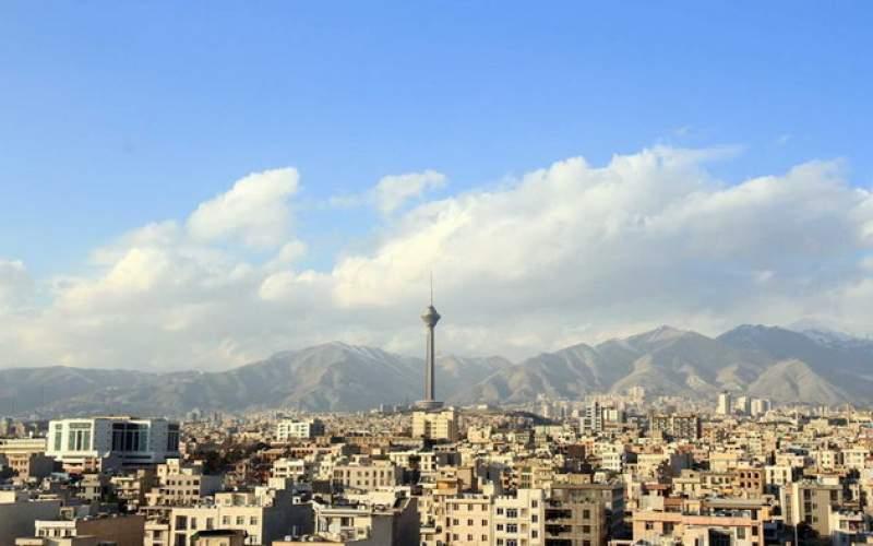 کاهش باد و کیفیت هوا در پایتخت