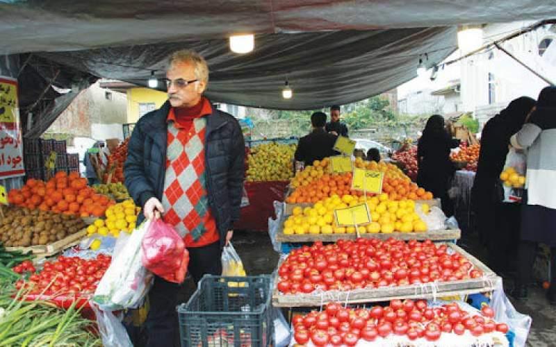خرید میوه، در زندگی مردم گم شده است