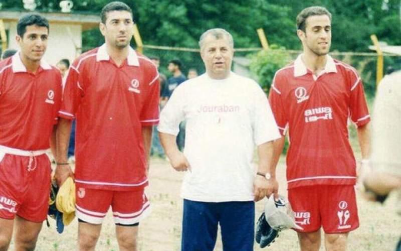 حرفهای مربی تیمملی والیبال درباره علی پروین