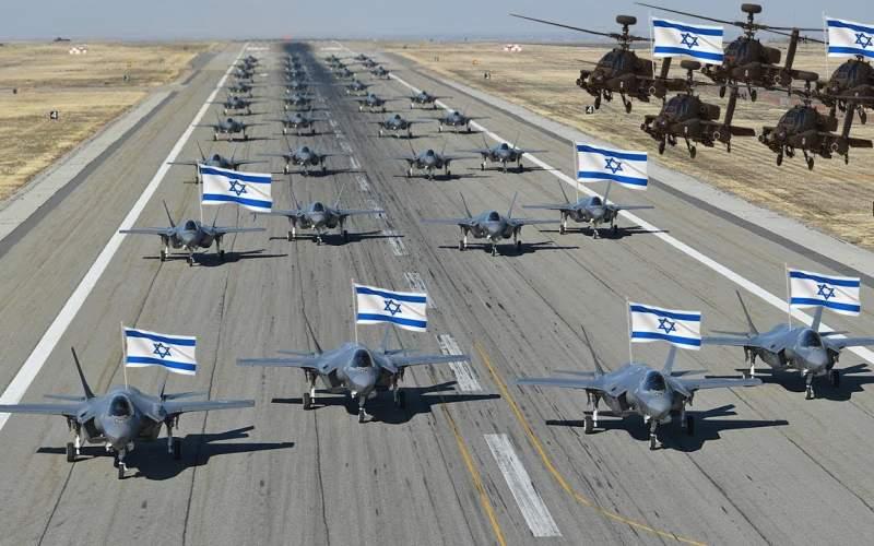 تجهیز اسرائیل به هواپیمای جاسوسی
